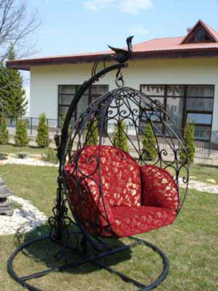 Кованая мебель, фото № 8