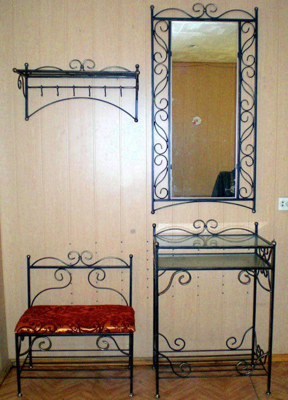 Кованая мебель, фото № 9