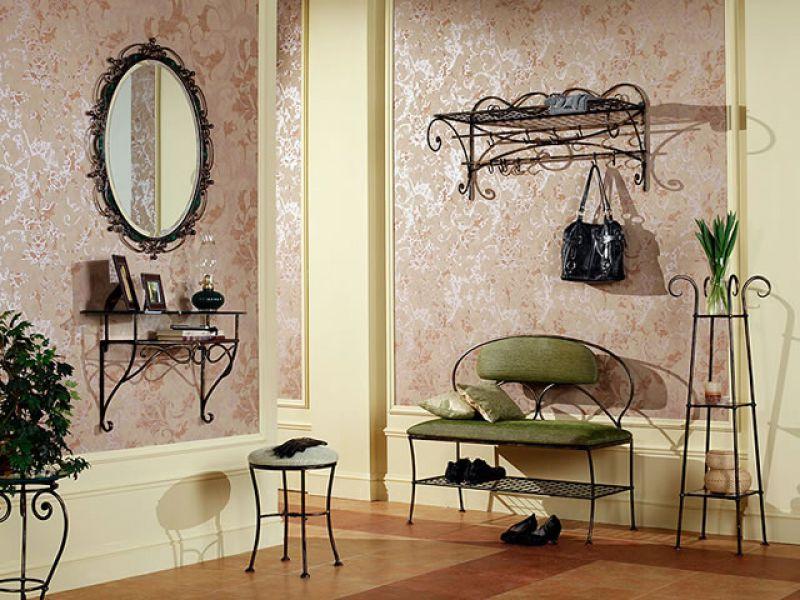 Кованая мебель, фото № 10