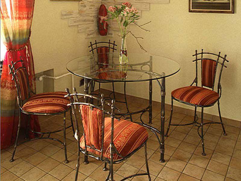 Кованая мебель, фото № 3