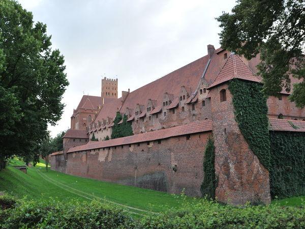 Мальборг - самый большой готический замок в мире! | Ярмарка Мастеров - ручная работа, handmade