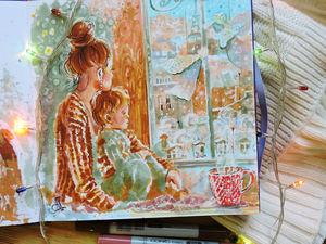 Приглашаю в мир иллюстрации!. Ярмарка Мастеров - ручная работа, handmade.