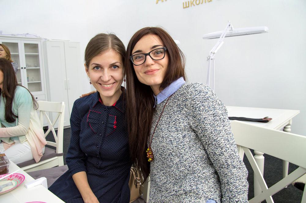 Открытие моей школы вышивки в Москве!, фото № 15