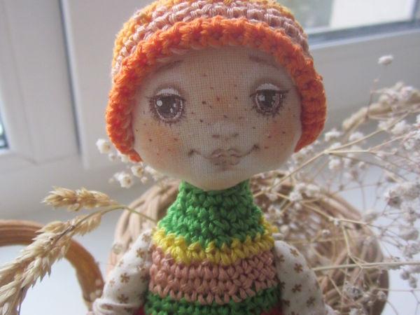 Моя маленькая Осень. Новинка! | Ярмарка Мастеров - ручная работа, handmade