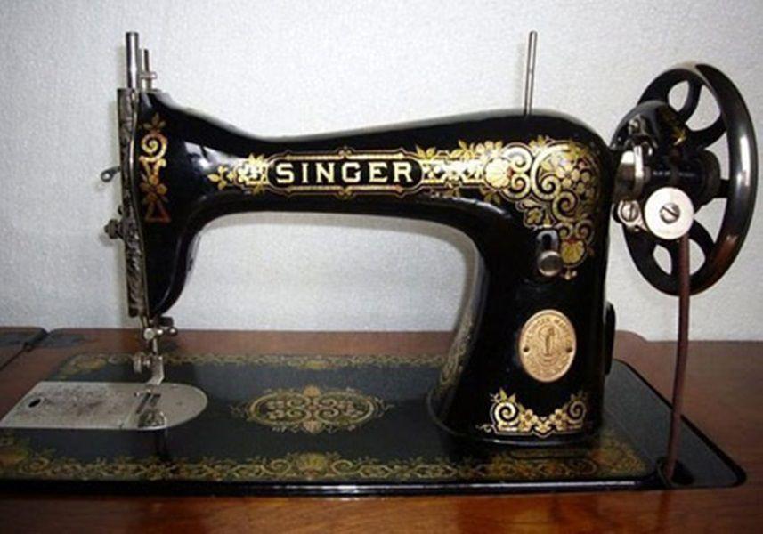 Старинные швейные машинки Зингер (Сингер). Кратко., фото № 2
