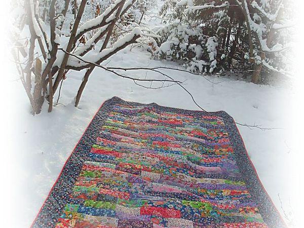 Зимнее утро   Ярмарка Мастеров - ручная работа, handmade