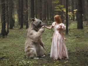Деревянные скульптуры, панно и статуэтки с изображением медведя | Ярмарка Мастеров - ручная работа, handmade