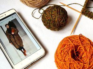 Коллекция из твида: модный тренд пряжа с утолщениями. Ярмарка Мастеров - ручная работа, handmade.