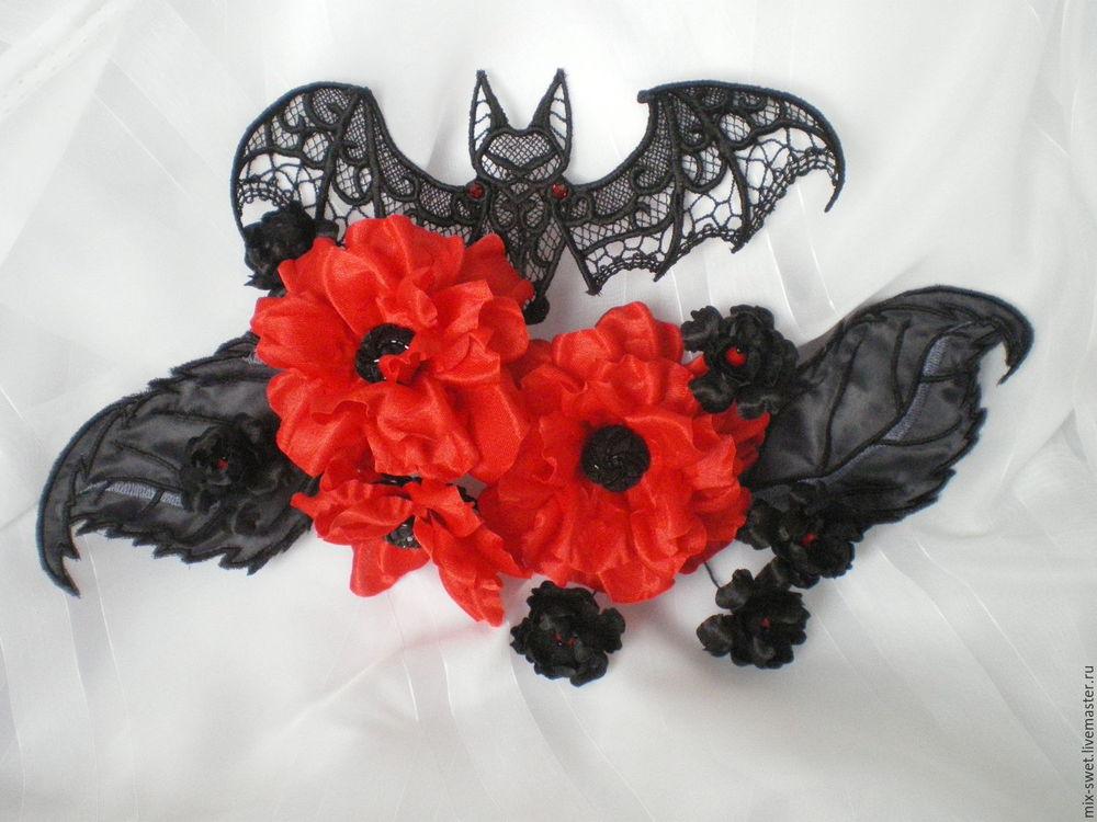 Обработка ткани для цветоделия