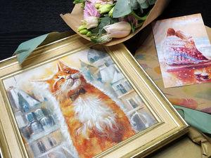 Любимая картина и скидка 50%!. Ярмарка Мастеров - ручная работа, handmade.