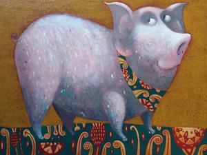 Конкурс коллекций «Свинки». Ярмарка Мастеров - ручная работа, handmade.