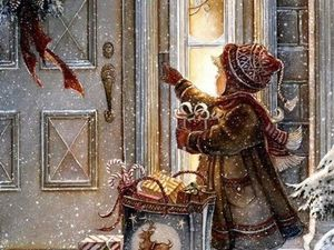 Знаете.. зачем нужен Старый Новый год ?... (друзьям). Ярмарка Мастеров - ручная работа, handmade.