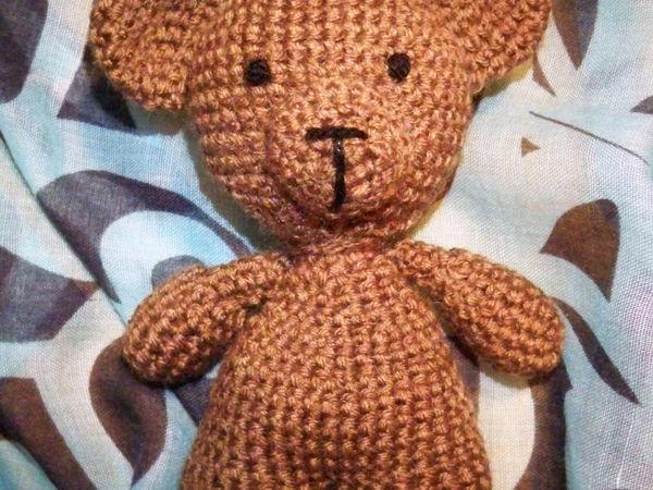 Медвежонок для фотосессий   Ярмарка Мастеров - ручная работа, handmade