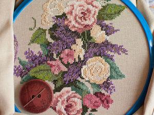 Венок из роз. Ярмарка Мастеров - ручная работа, handmade.