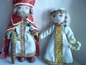 Пётр и Феврония-русские святые - вдохновители моего творчества!. Ярмарка Мастеров - ручная работа, handmade.