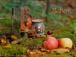 Подготовка к празднику Мабон. Ярмарка Мастеров - ручная работа, handmade.