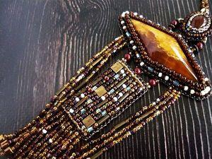 Закрыт! Аукцион на кулон Тотем с симбирцитом и сердоликом! Сейчас!. Ярмарка Мастеров - ручная работа, handmade.