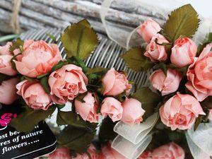 Цветы!!! Цветы!!! Цветы!!! Новинки - прекрасные Розы!! | Ярмарка Мастеров - ручная работа, handmade