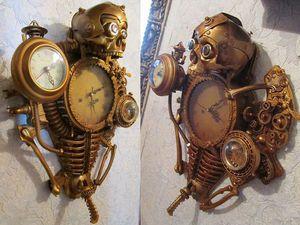 Видеоурок: «Часы капитана Немо» в стиле стимпанк. Ярмарка Мастеров - ручная работа, handmade.