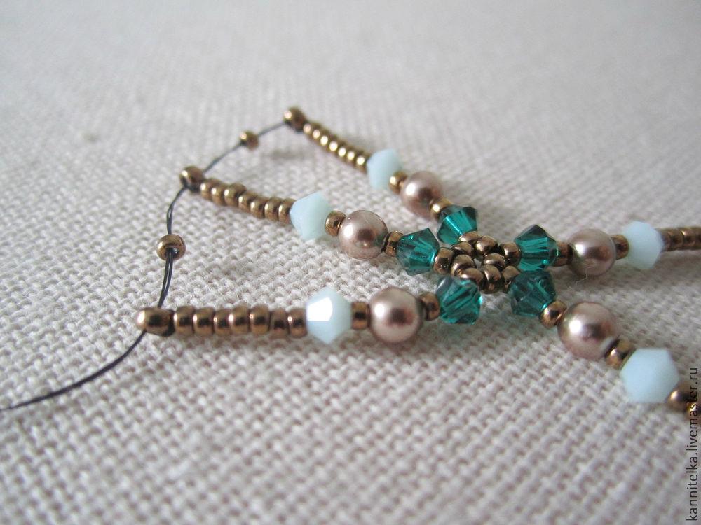 плетение украшений