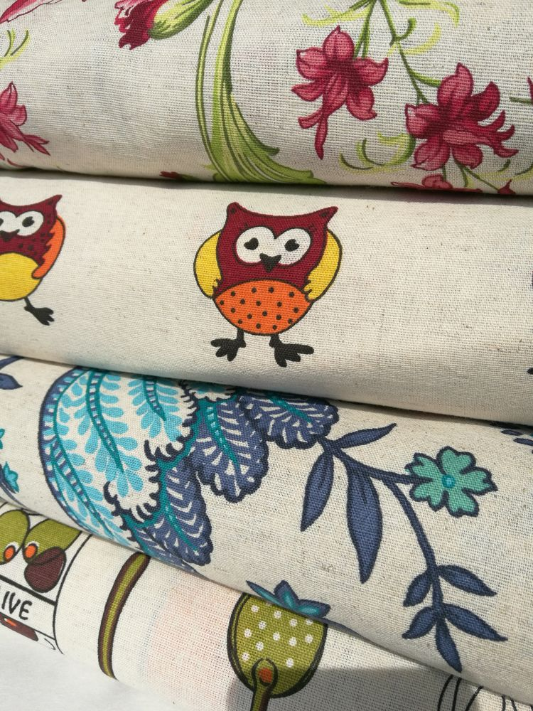 новые ткани, ткани для рукоделия