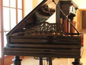 Приводим в порядок старинный рояль J. Becker: этапы реставрации. Ярмарка Мастеров - ручная работа, handmade.