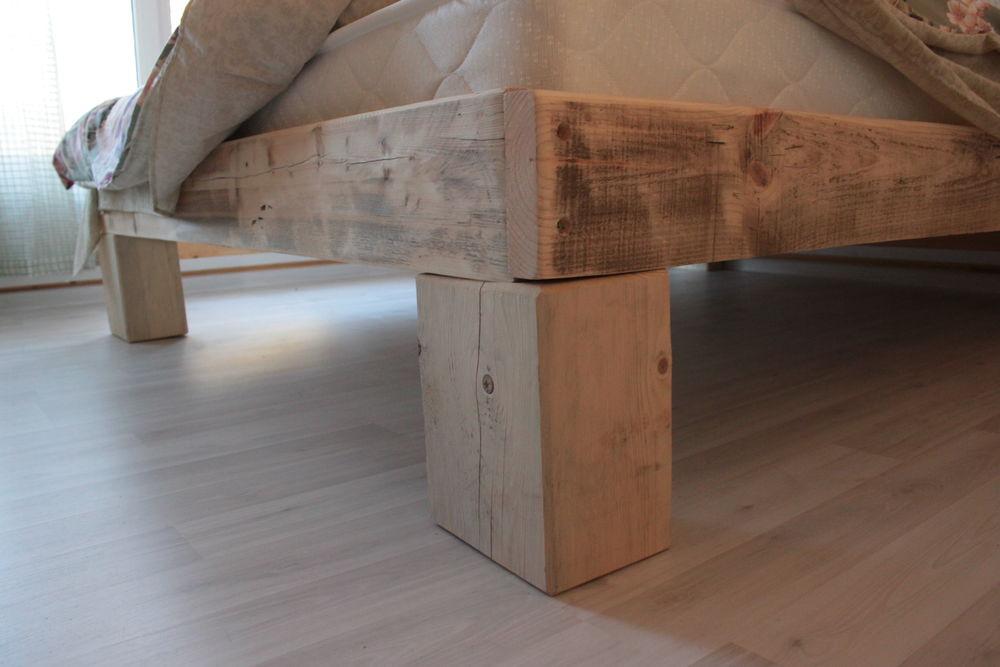 двуспальная кровать, мебель кантри