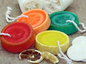 Для чего нужно отшелушивающее мыло?. Ярмарка Мастеров - ручная работа, handmade.