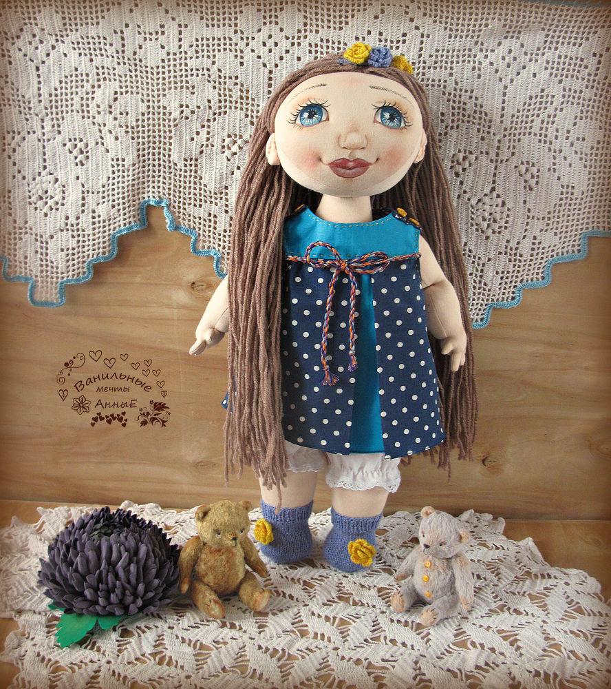 кукла на заказ, игрушка в подарок