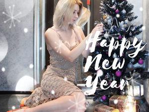 Коллекция Новогодних платьев. Ярмарка Мастеров - ручная работа, handmade.