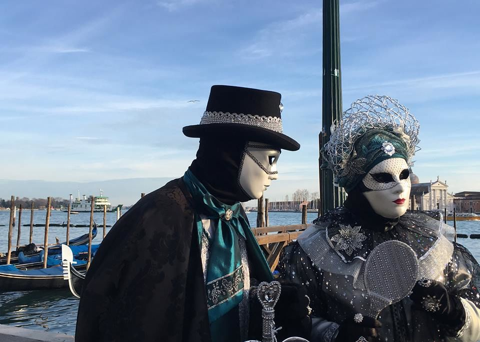 Refined, Elegant, Mystical: The Carnival of Venice, фото № 11