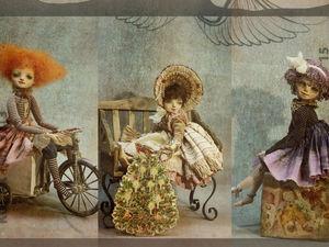 Выставка  « Искусство куклы» Москва, Гостиный двор. Ярмарка Мастеров - ручная работа, handmade.