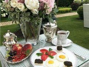 Говорят утро начинается с завтрака. Ярмарка Мастеров - ручная работа, handmade.