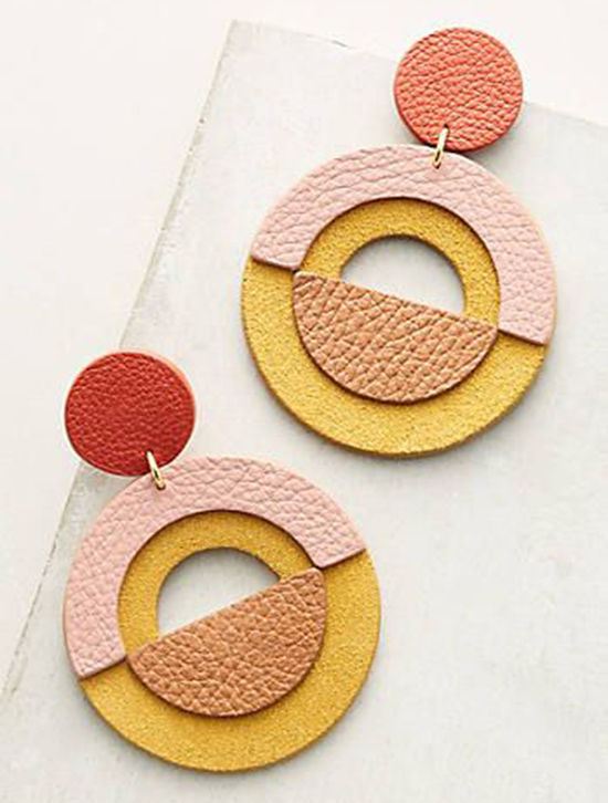 30 Simple Ideas for Design of Handmade Leather Jewelry, фото № 19