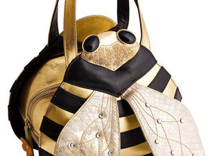 Забавные и креативные сумки со всего мира. Часть 2. Ярмарка Мастеров - ручная работа, handmade.