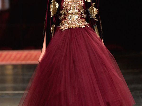Dolce & Gabbana Alta Moda: коллекция весна-лето в Милане | Ярмарка Мастеров - ручная работа, handmade