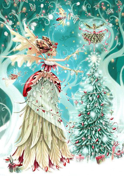Рождественско-феечное от euben cugh, фото № 2