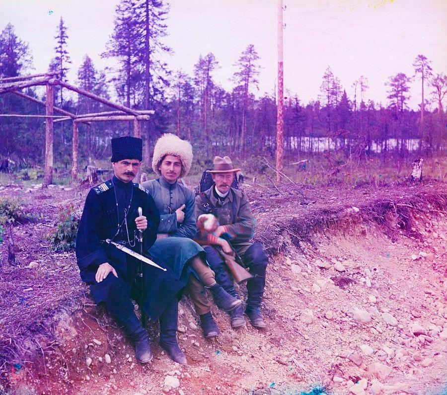 В путешествие по Российской империи: 2600 работ пионера цветной фотографии