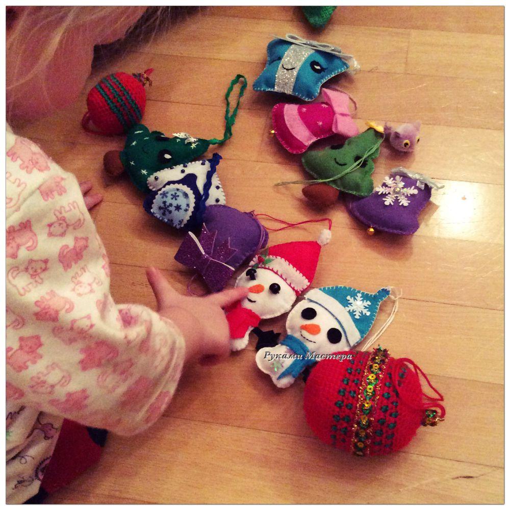 игрушка своими руками, домашний уют