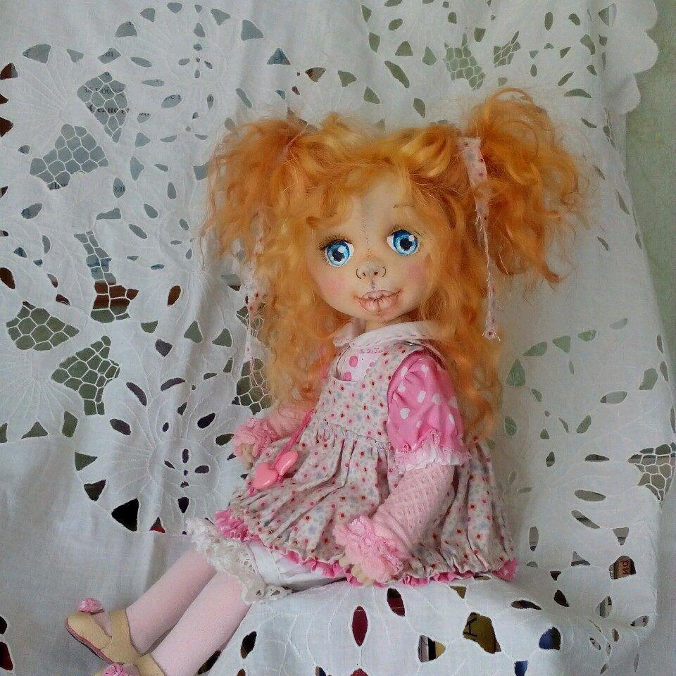 текстильные куклы, авторская кукла, автор, кукла, кукольные нежности, зоина забава, интерьерная кукла, кукла в подарок, подарок девочке