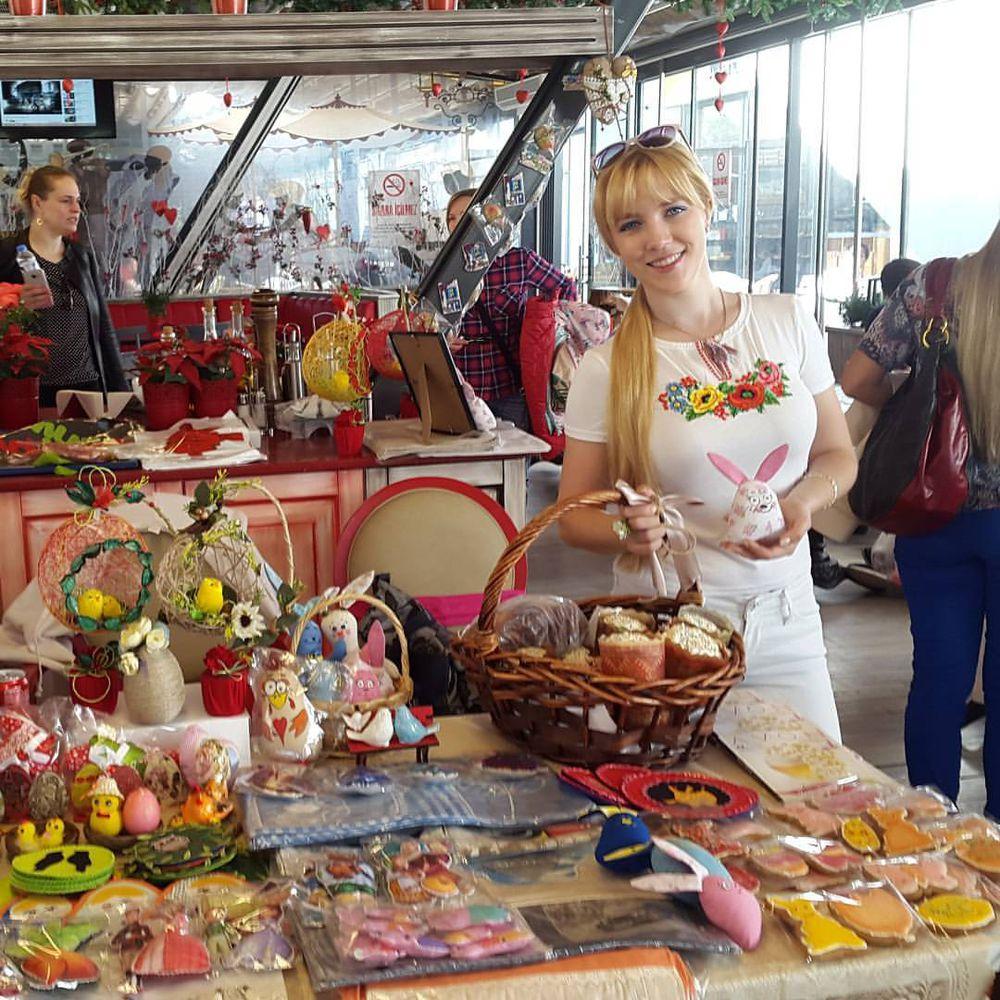 пасха, пасхальная ярмарка, ярмарка, ярмарка-продажа, ярмарка подарков, турция, изделия ручной работы