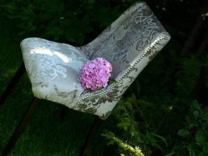 Переделываем старый советский стул. Ярмарка Мастеров - ручная работа, handmade.