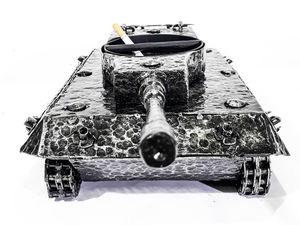 Подарок для мужчины Пепельница Танк. Ярмарка Мастеров - ручная работа, handmade.