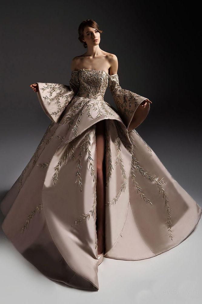 30 ошеломительных нарядов богини Геры из коллекции Marwan & Khaled Fall/Winter 2018-19