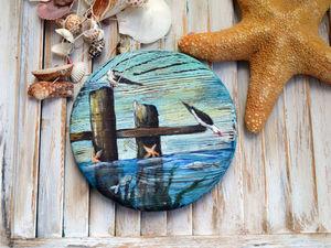 Кому подарить сырную доску? А кому камень с моря? Загляните!. Ярмарка Мастеров - ручная работа, handmade.