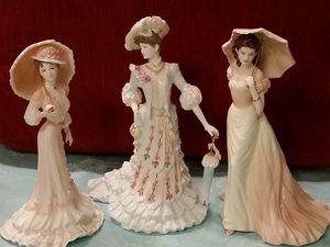 Дамы с зонтиками. Ярмарка Мастеров - ручная работа, handmade.