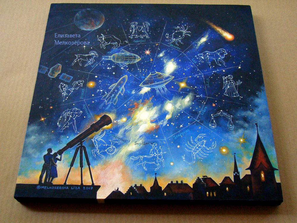 звезда комета созвездие, астролог астрология, ультрамарин индиго сапфир