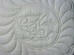 Подушка с логотипом. Ярмарка Мастеров - ручная работа, handmade.