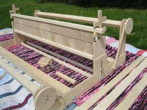 Инструкция по сборке настольных ткацких станков. Ярмарка Мастеров - ручная работа, handmade.