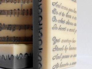 Снова в продаже - Мыло с нуля с шёлком Гармония поэзии. ХС. | Ярмарка Мастеров - ручная работа, handmade